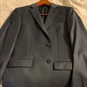 Calvin Klein suit jacket.